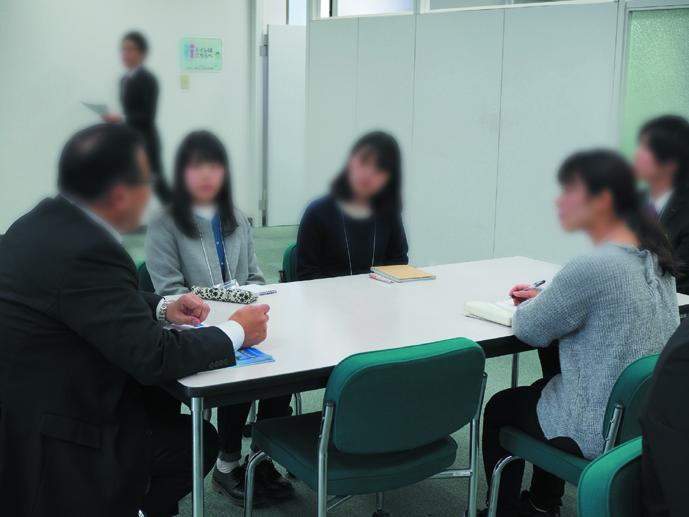 企業の方との座談会を開催予定!!(詳細は随時決定次第更新します。)